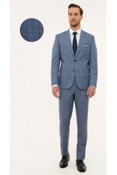 Pierre Cardin Koyu Mavi Takım Elbise(124927276)