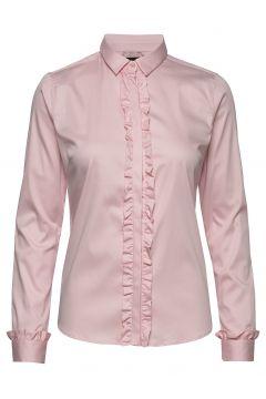 Tilda Flounce Shirt Langärmliges Hemd Pink MOS MOSH(116333811)