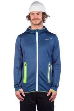 Ortovox Hooded Fleece Jacket blauw(94158218)