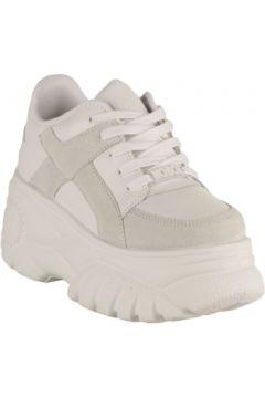 Chaussures enfant No Box Baskets fille - - Blanc - 36(127933678)