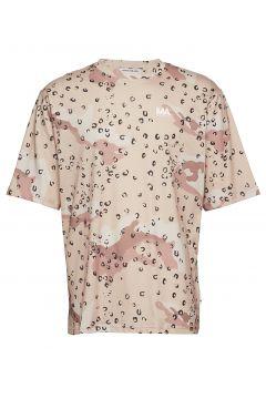 M.A. Tee/Camo T-Shirt Pink MARTIN ASBJØRN(114152593)