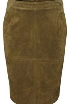 Jupes Vero Moda Jupe rosetta suede skirt(115435039)