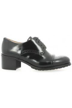 Chaussures Paco Valiente Derby cuir glacé(98736004)