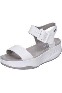 Sandales Mbt sandales blanc cuir performance BX884(115442685)