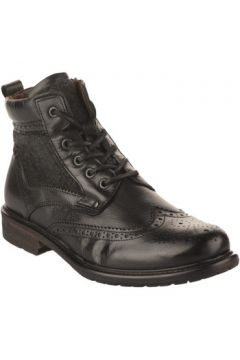 Boots First Collective Bottines homme - - Noir - 40(101696551)