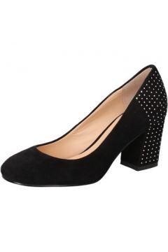 Chaussures escarpins Guess escarpins noir daim strass AE845(115399577)
