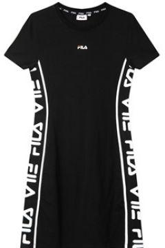 Fila Kadın Taniel Siyah Kontrast Logolu Mine Elbise S EU(113464794)