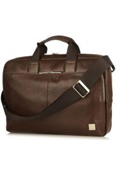 Sac ordinateur Knomo Newbury Leather Briefcase 15 pouces(101545337)