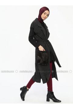 Black - Unlined -- Vest - NZL(110329906)