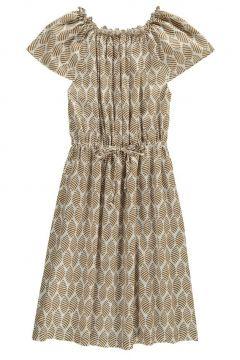 Kleid Blätterprint(112328196)