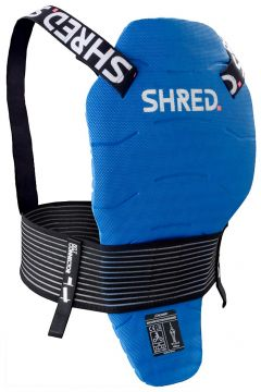 Shred Flexi Protector Naked blauw(99704868)