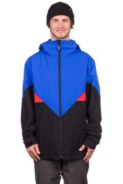 adidas Snowboarding Premiere Riding Jacket black/white/hires blue/hi(109208976)