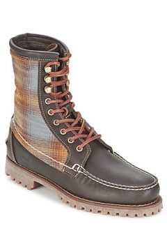 Boots Timberland AUTHENTICS 8 IN RUGGED HANDSEWN F/L BOOT(115455730)