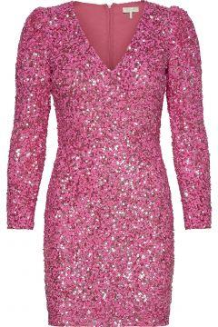 Ojay Dress Kurzes Kleid Pink NOTES DU NORD(114357335)
