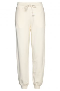 Jolana Sweatpants Jogginghose Creme BY MALENE BIRGER(116997075)