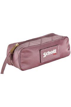 Trousse Schott Trousse scolaire ref_jaj44067 Powder 21*6*7(98535677)