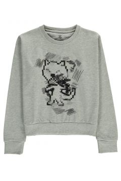Sweatshirt Cropped Tiger Calvi(117933252)