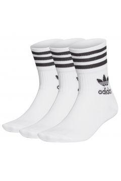 adidas Mıd Cut Crw Sck Çorap Beyaz(127088938)