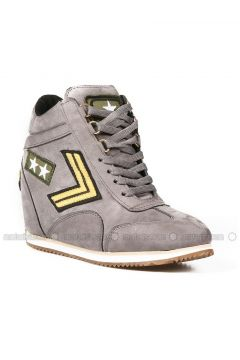 Gray - Sport - Sports Shoes - ROVIGO(110315623)