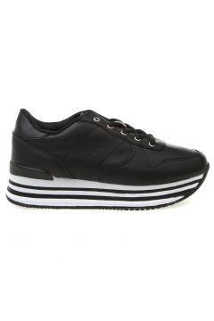Limon Suni Deri Sneaker(113985598)