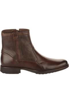 Boots First Collective Boots homme - - Marron fonce - 40(127984686)