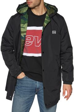 Levi\'s Hooded Coach\'s Jacke - Caviar(100267224)