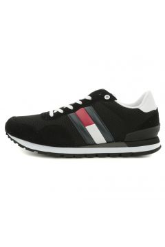 Tommy Hilfiger Casual Tommy Jeans Sneaker Erkek Günlük Ayakkabı Siyah(77688430)