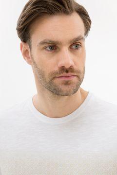 Pierre Cardin Beyaz T-Shirt(114002500)