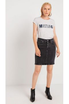 Mustang Gri T-Shirt(122534170)