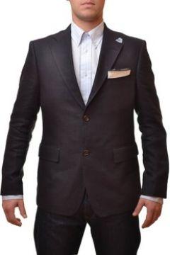 Vestes de costume Mcgregor Blazer bleu marine Silvio Prato pour homme(88443577)