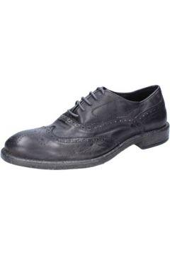 Chaussures Cesare Maurizi élégantes gris cuir BX527(115442575)