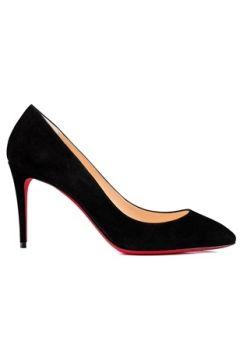 Christian Louboutin Kadın Eloise Siyah Deri Topuklu Ayakkabı 37.5 EU(113467914)