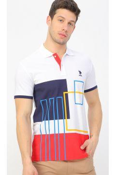 U.S. Polo Assn. Slim Fit Erkek T-Shirt(114002946)