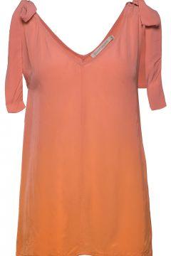 Hera Blouses Short-sleeved Orange RABENS SAL R(117936695)