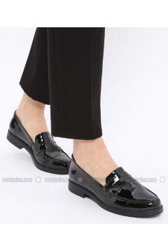 Black - Casual - Shoes - Gezer(110328640)