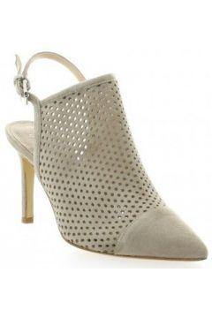 Chaussures escarpins Giancarlo Escarpins cuir velours(127908533)
