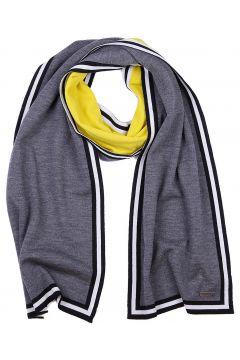 Men's wool scarf multisunflower(118073418)