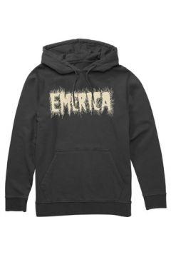 Sweat-shirt Emerica SCANNER HOODED FLEECE BLACK(127989512)