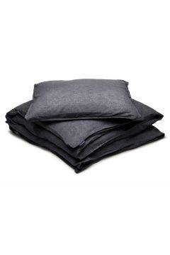 Bed Set Linen Blend Ammi King Home Bedroom Bedding Sets Blau GRIPSHOLM(97116832)