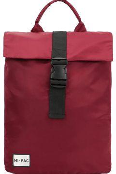 Mi-Pac SP Nylon Pack Backpack burgundy(97856579)