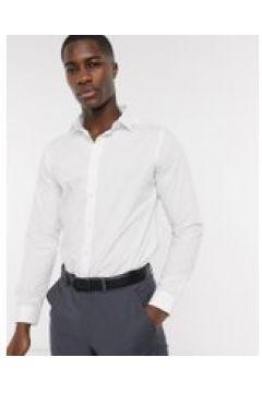 Bolongaro Trevor - Camicia classica slim-Bianco(121393034)