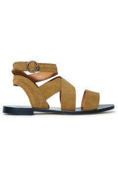 Sandalen aus Wildleder Guidi(120772857)