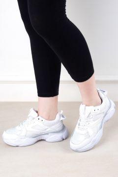 Eşle 20y G 1978 Kadın Spor Ayakkabı Beyaz(110958737)