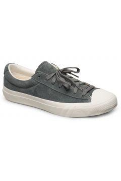 Pro Keds X Les Deux Suede Niedrige Sneaker Grau LES DEUX(121070665)