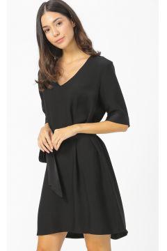 Fabrika Siyah Elbise(113994016)