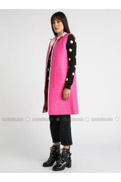 Fuchsia - Polo neck - Vest - MY MOOD(110339638)