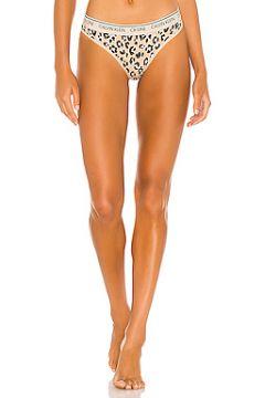 Танга one cotton - Calvin Klein Underwear(118966827)