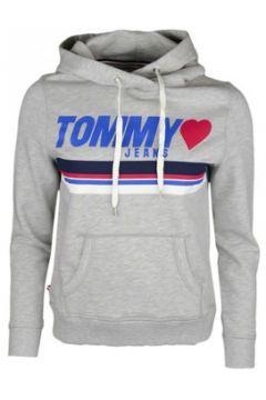 Sweat-shirt Tommy Jeans Sweat à capuche gris pour femme(115399620)