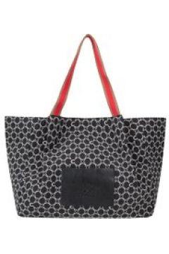 Logo-Shopper aus Canvas Codello grey(121192286)