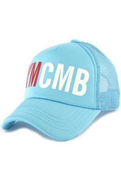 Casquette Ymcmb Casquette Trucker Bleu(115448238)
